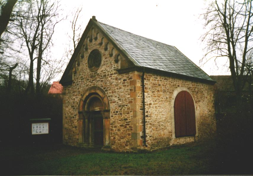 Marienkapelle in Marienborn